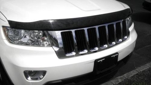 дефлектор на капот  jeep