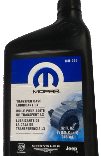 жидкость раздаточной коробки MS140 mo 055