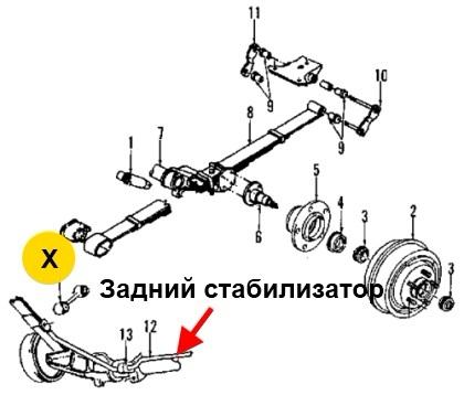 стабилизатор вояджер караван