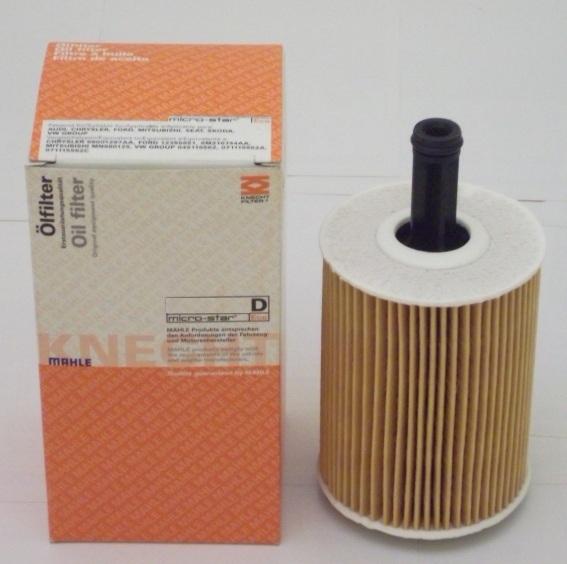 фильтр масляный dodge caliber дизель