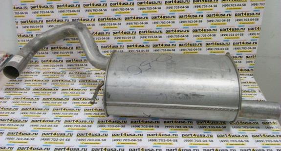 глушитель крайслер ПТ крузер
