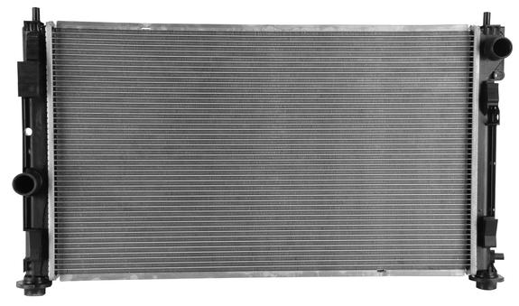 радиатор охлаждения dodge caliber крайслер себринг