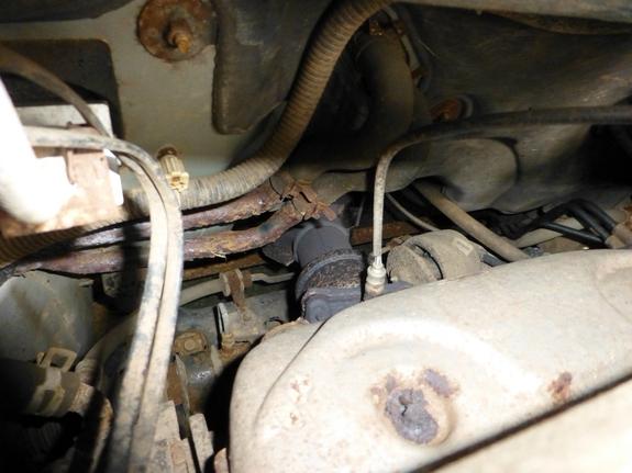 Трубки печки Dodge Stratus 2001 - 2006  Трубки печки Додж Стратус 2001 - 2006  Трубки печки Chrysler Sebring 2001 - 2006  Трубки печки Крайслер Себринг 2001 - 2006