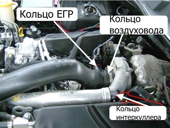 актуатор привода воздушных заслонок jeep