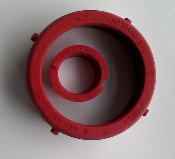 кольца уплотнительный для свирл jeep grand cherokee chrysler дизель 3.0 CRD