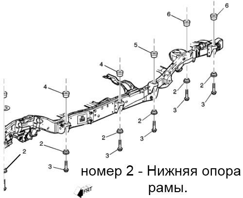 подрамник Hummer