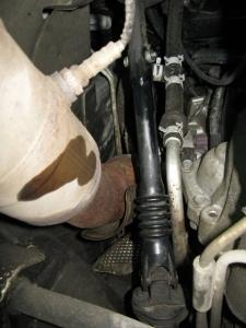 рулевой кардан крайслер 300 додж магнум